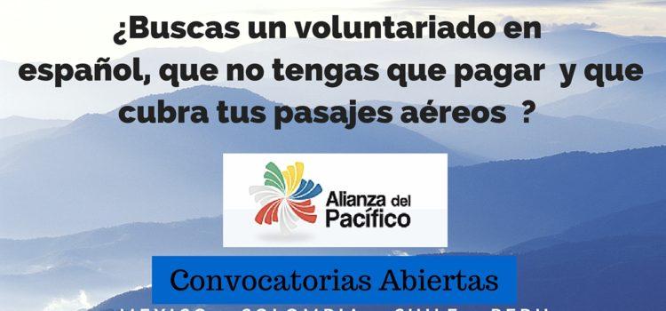 Voluntariados en América Latina en Español – Tiquetes internacionales, seguro médico y manutención incluidos !