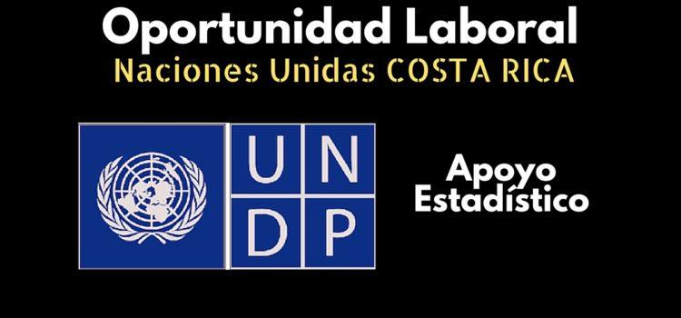 Naciones Unidas en Costa Rica abre vacante laboral