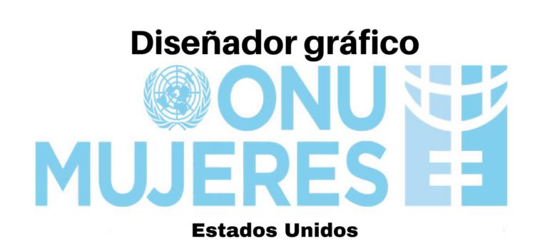 Vacante Diseñador gráfico ONU MUJERES