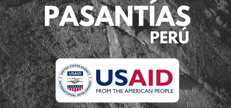 Pasantías con el Programa de Tierras y Desarrollo Rural de USAID