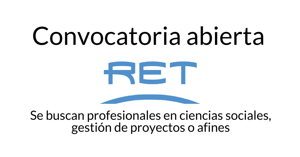 RET International abre convocatoria laboral