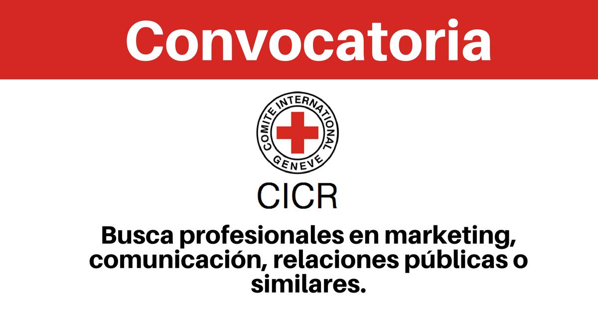 Convocatoria del CICR