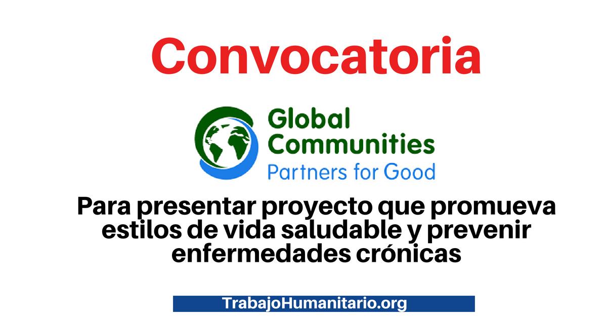 Vacantes con Global Communities