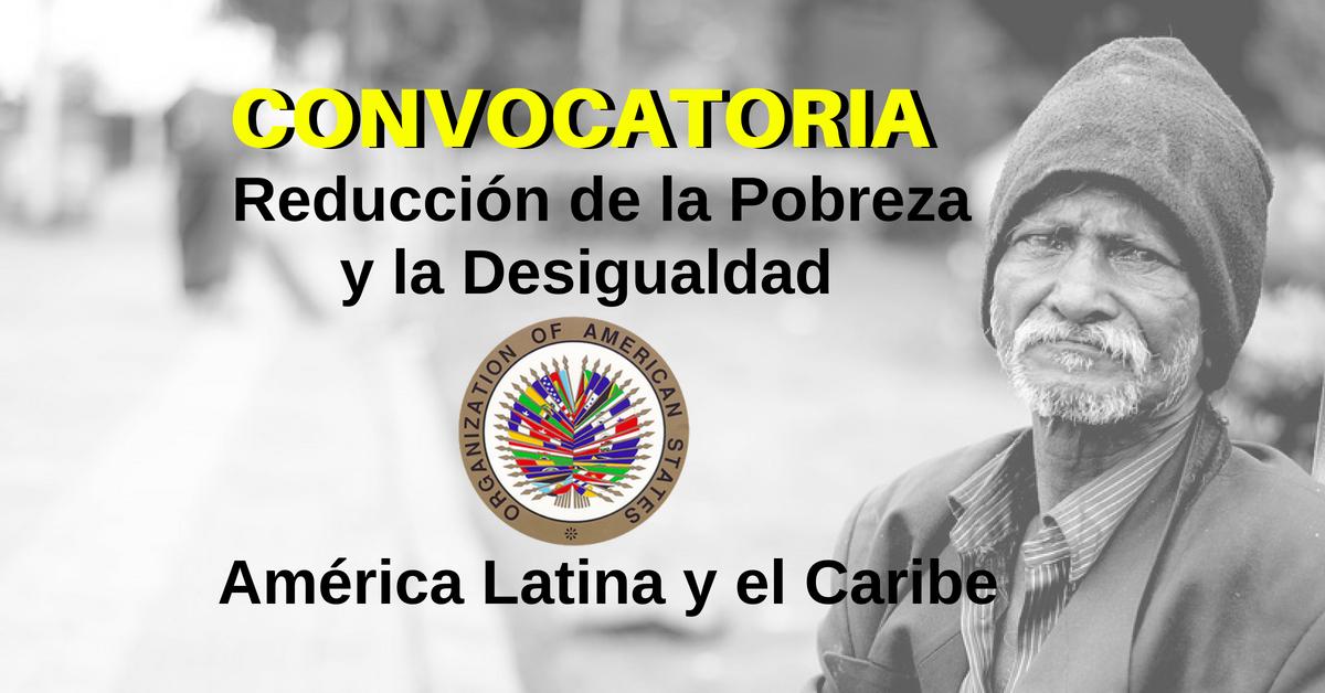 Convocatoria de la OEA para ONG´s