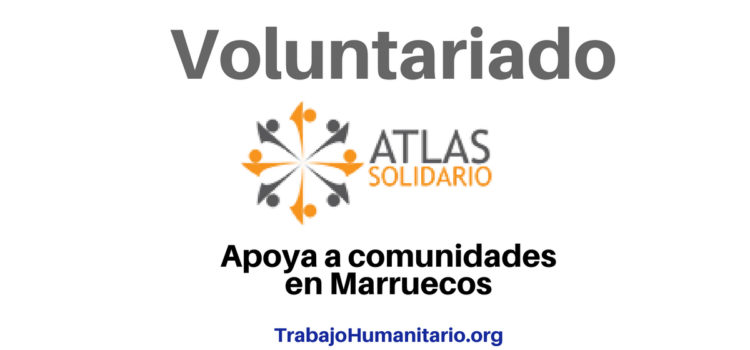 Voluntariado en Marruecos
