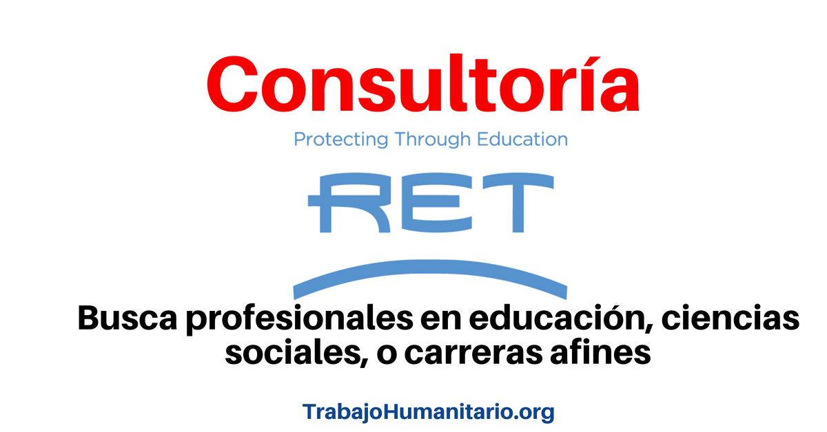 Consultoría con RET