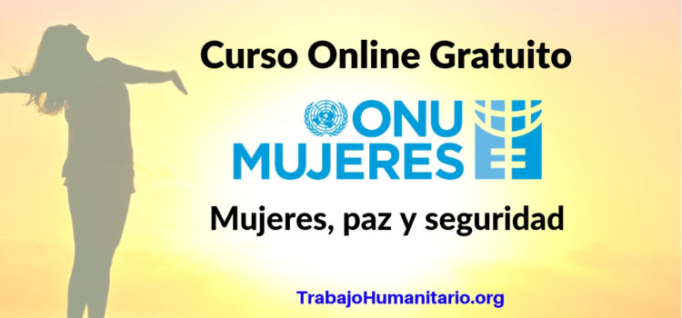 Curso online con ONU MUJERES
