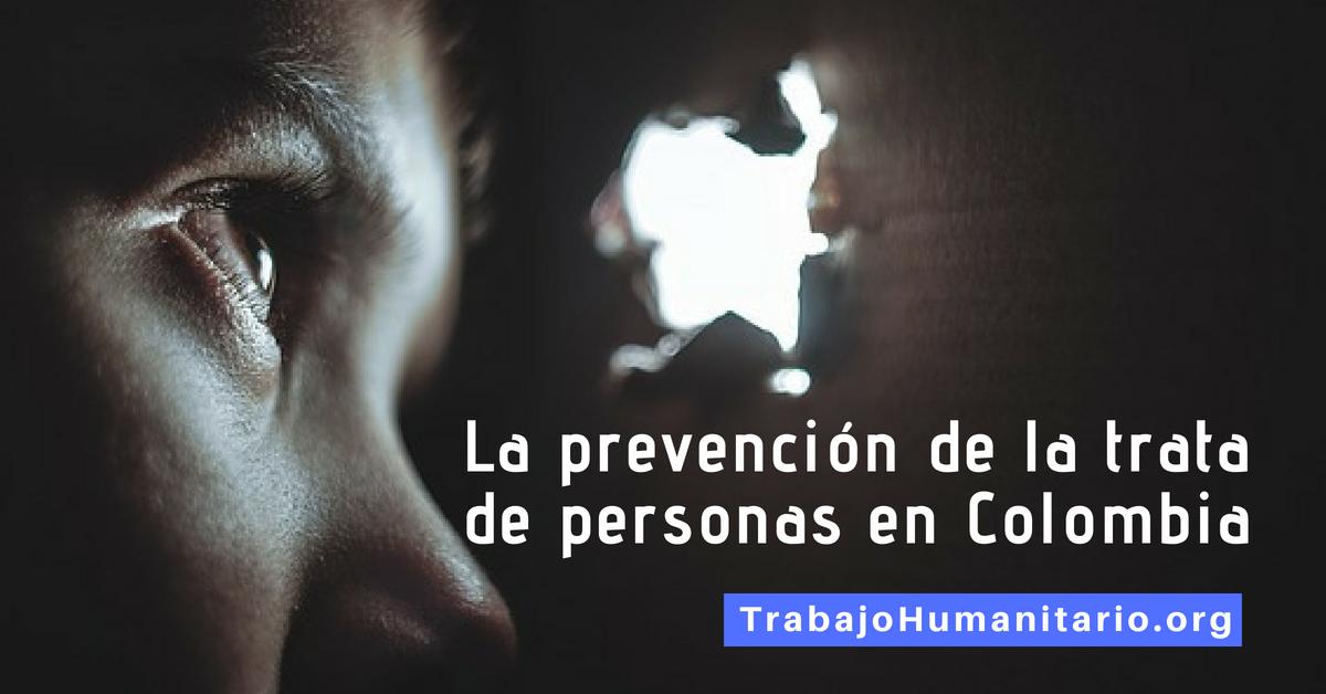 Prevención de la trata de personas