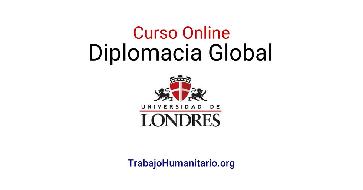 Curso online de contenido gratuito sobre diplomacia global