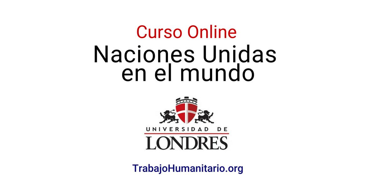 Curso online gratuito sobre las Naciones Unidas