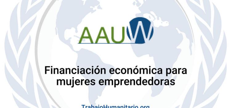 Financiación para mujeres emprendedoras