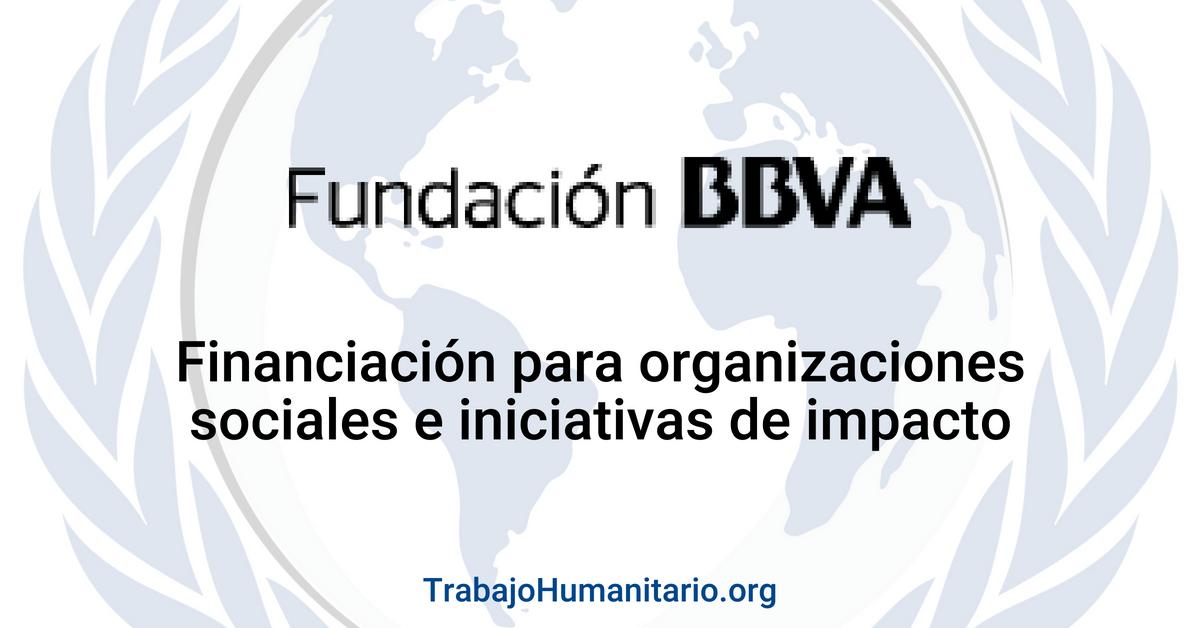 Subvenciones para organizaciones sociales