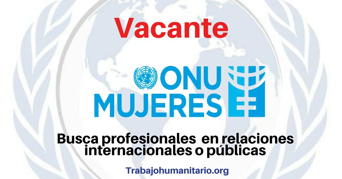 Convocatoria regional de ONU Mujeres
