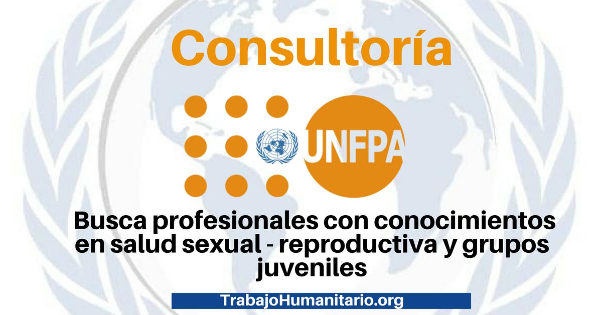 Vacantes en UNFPA