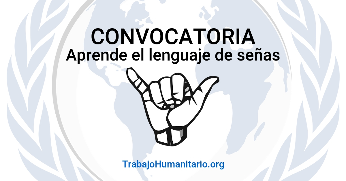 Aprende lengua de señas de tu país