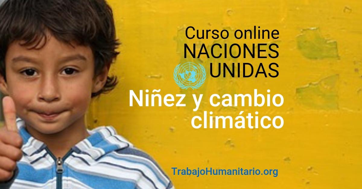 Curso online Naciones Unidas gratuito y certificado