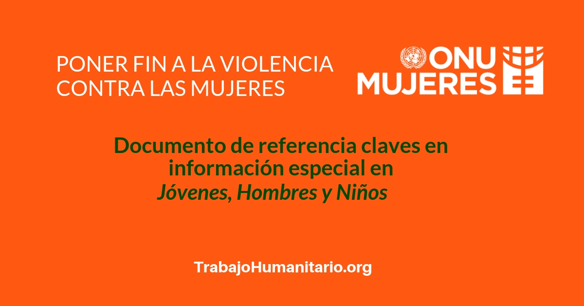 ONU Mujeres : Documentos de Referencia