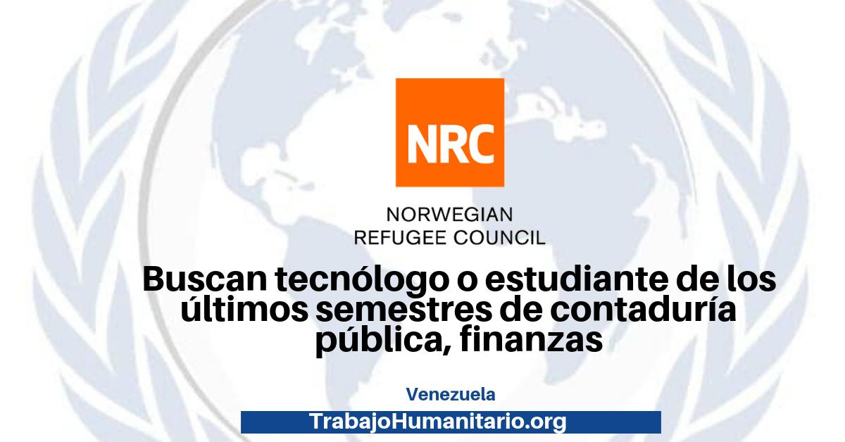 Trabajo en el NRC