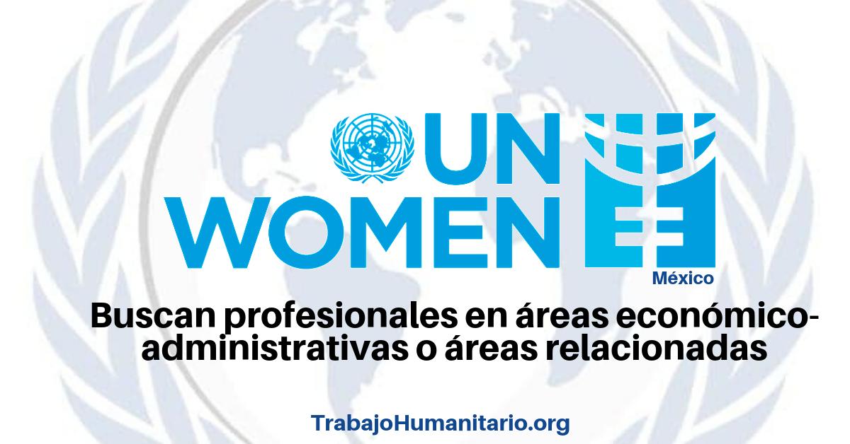 Si hay trabajo con ONU Mujeres