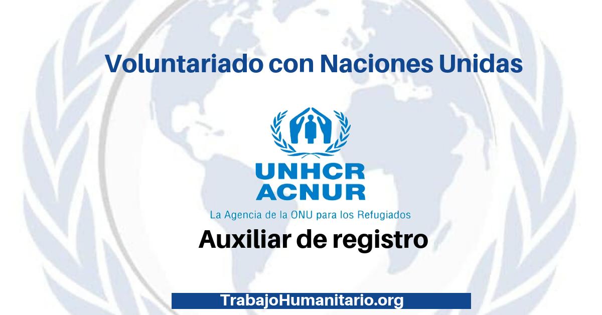 Voluntariado con Naciones Unidas