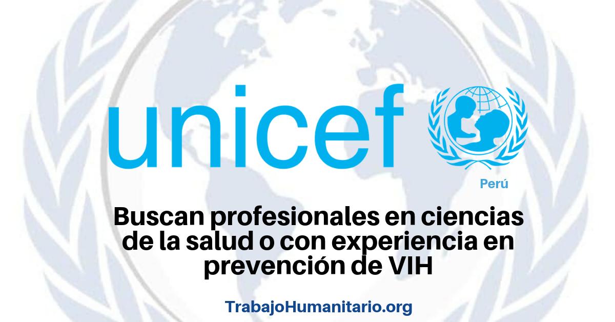 Vincúlate a UNICEF
