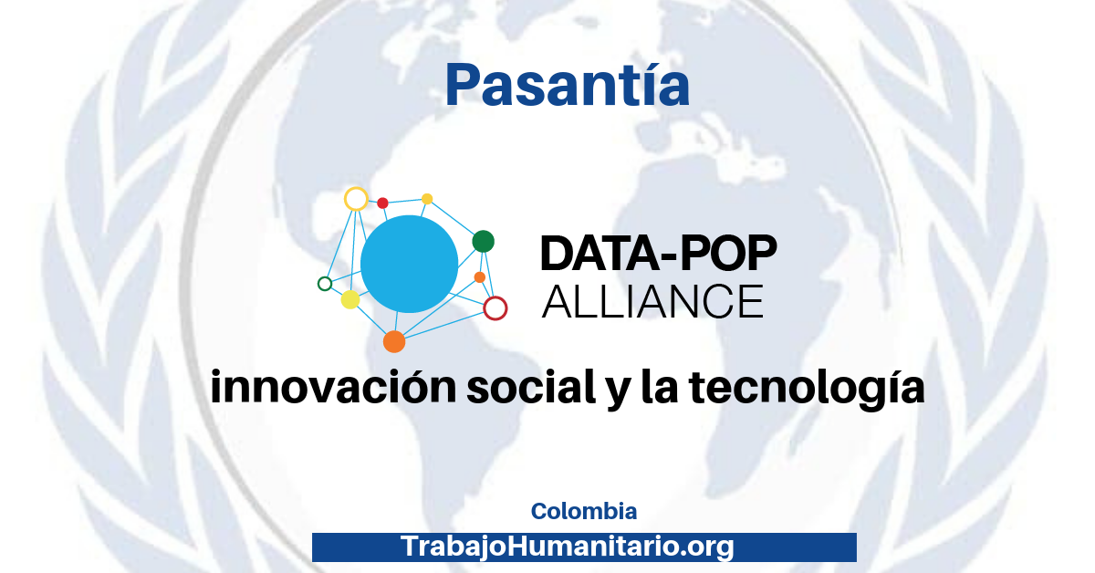 Pasantía con Data POP