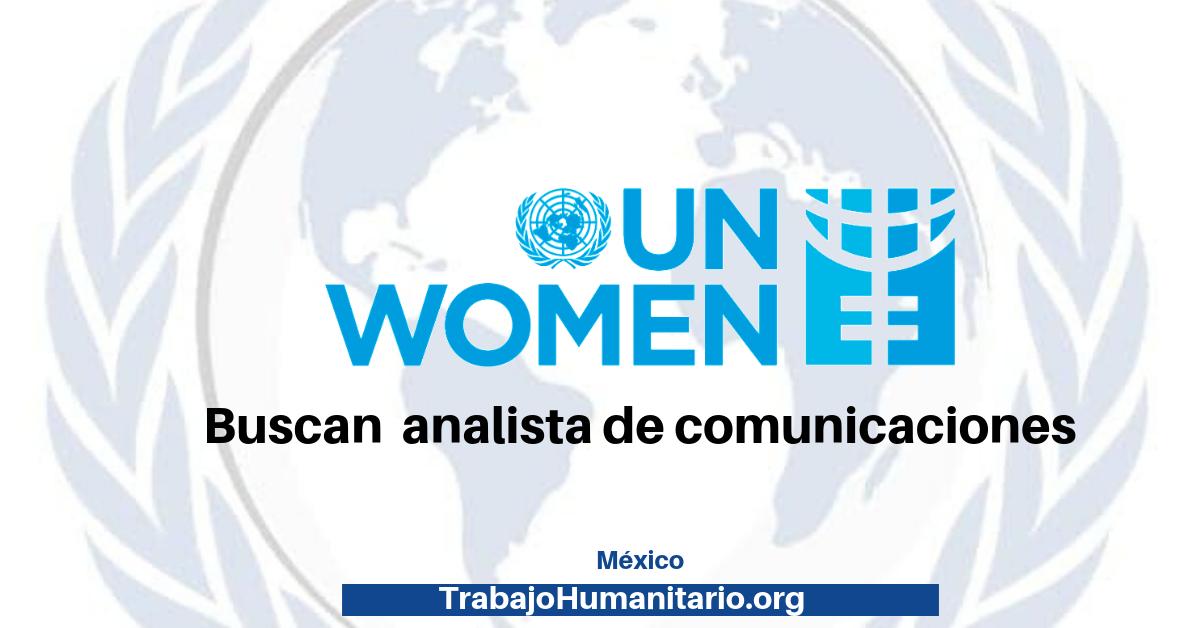Vacantes disponibles con ONU Mujeres