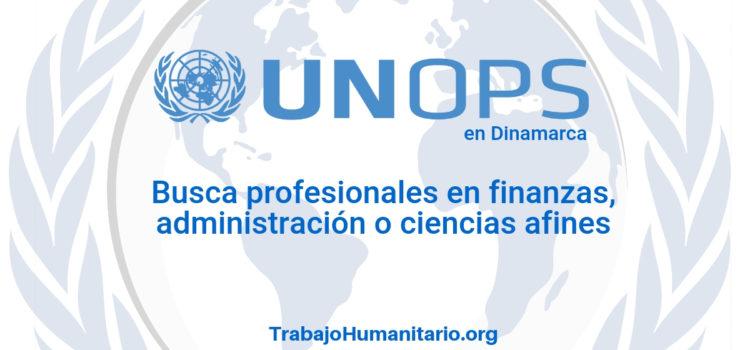 Naciones Unidas – UNOPS busca profesionales expertos en finanzas
