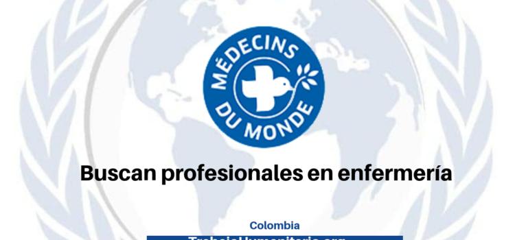 Trabajo en Médicos del Mundo
