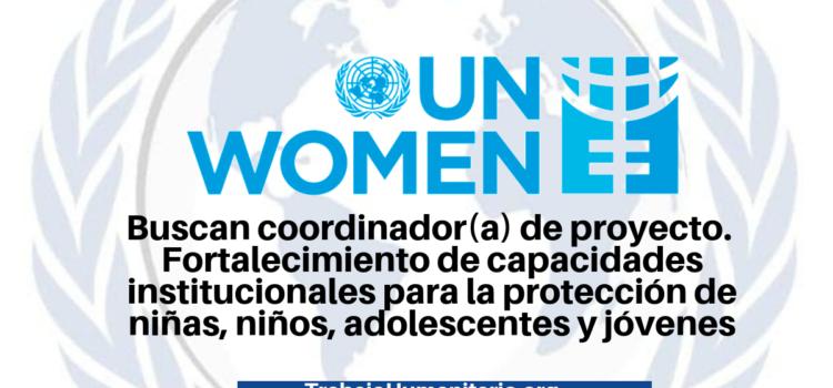 ONU Mujeres busca coordinador(a) nacional de proyecto fronterizo