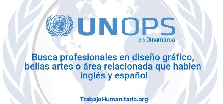 Naciones Unidas – UNOPS busca profesionales en diseño visual