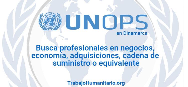 Naciones Unidas – UNOPS busca profesionales en economía o afines