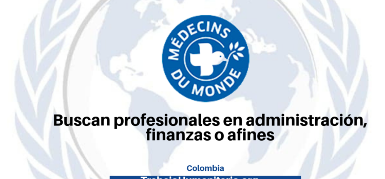 Vacantes en Médicos del Mundo