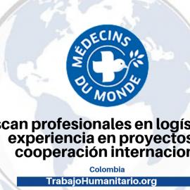 Vincúlate a Médicos del Mundo