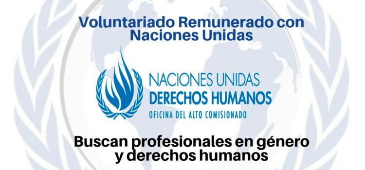 Vacantes con las Naciones Unidas