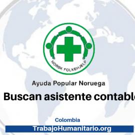 Trabaja en Ayuda Popular Noruega