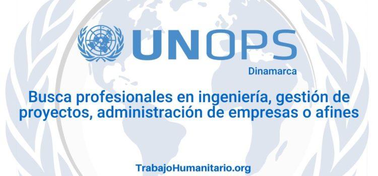 Naciones Unidas – UNOPS busca profesionales para el cargo de Subdirector(a) de infraestructura