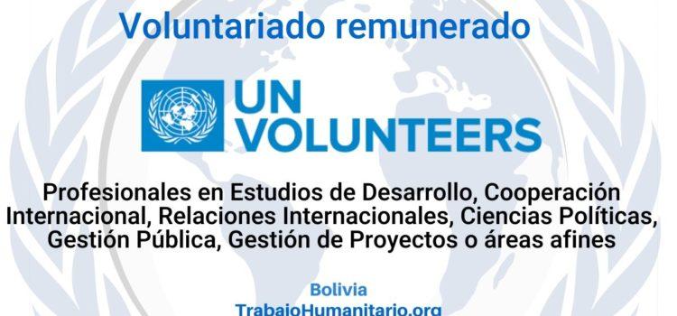 Voluntariado con UN: Oficial en Prevención del Delito y Justicia Penal