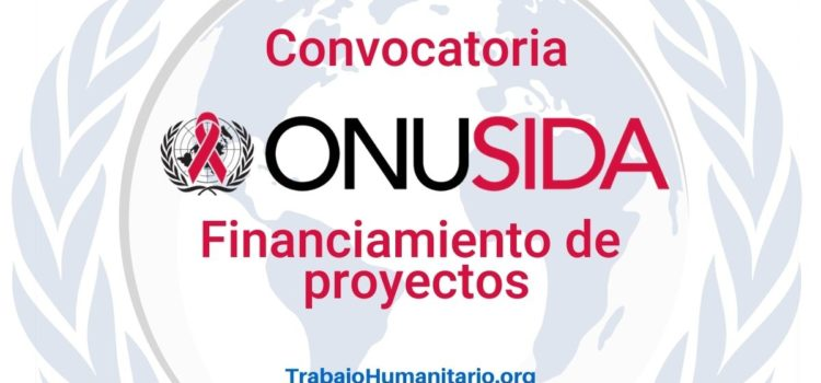 ONUSIDA abre convocatoria para financiar proyectos que fortalezcan Organizaciones de Base Comunitaria que trabajan en la Respuesta al VIH en América Latina y el Caribe en el contexto del COVID19