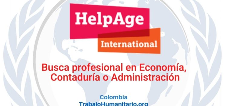 Helpage International busca líder de negocios financieros